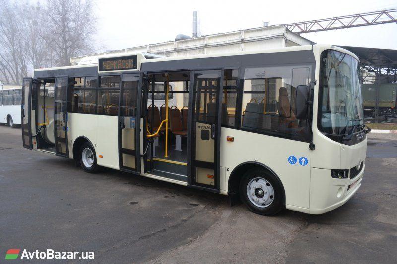 Купити автобус в Україні - купити на Автобазарі
