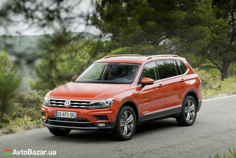 Купити автомобіль Volkswagen в Україні - купити на Автобазарі