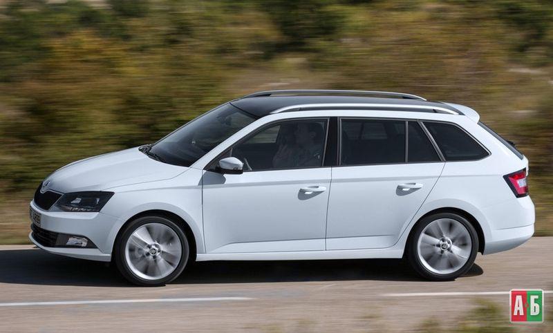 Купить новый автомобиль Skoda в Украине - купить на Автобазаре