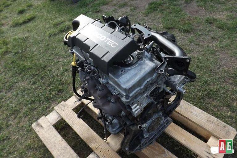 двигатель в сборе для Opel vectra c - купить на Автобазаре - фото 5