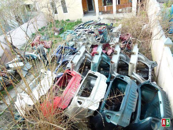 четверть автомобиля для Daewoo Nexia, Sens, Lanos - купить на Автобазаре - фото 1