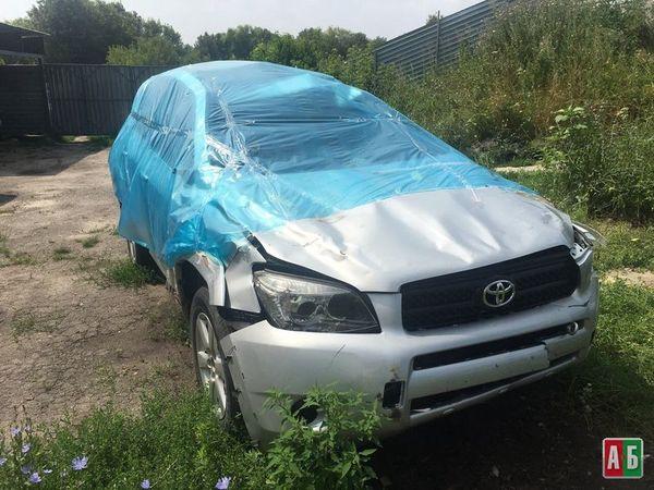 Система безопасности для Toyota RAV4 - купить на Автобазаре - фото 5