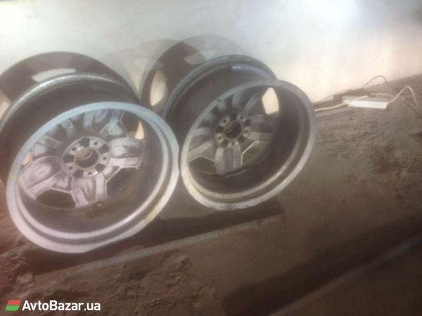 диск для Mercedes-Benz - купить на Автобазаре - фото 2