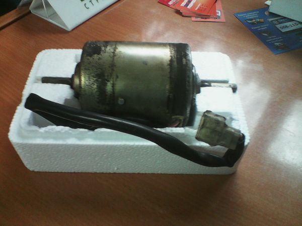 двигатели печки для ЗАЗ 1103 славута, 1102 таврия - купить на Автобазаре - фото 1