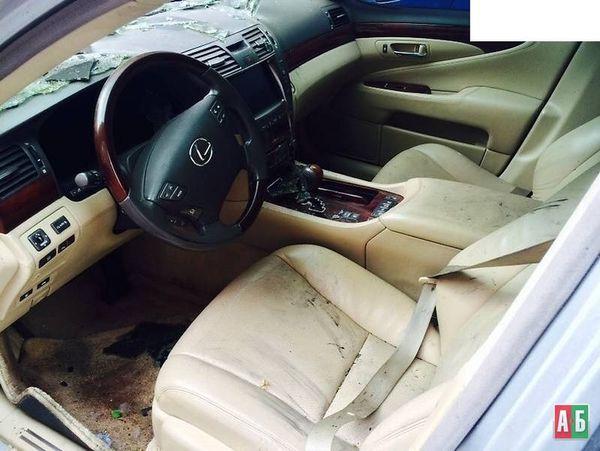 Ходовая для Lexus LS - купить на Автобазаре - фото 4