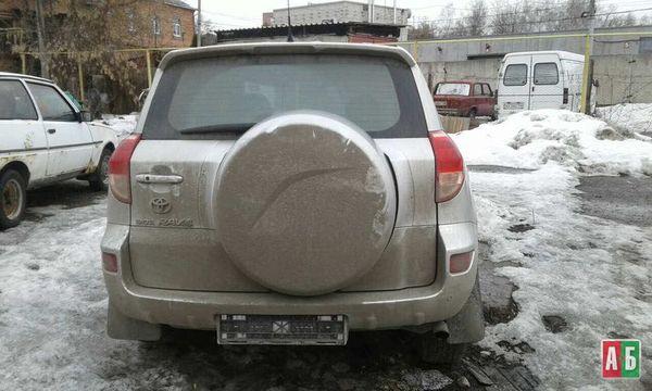 Система безопасности для Toyota RAV4 - купить на Автобазаре - фото 16