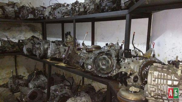двигатель в сборе для Nissan Gloria - купить на Автобазаре - фото 2