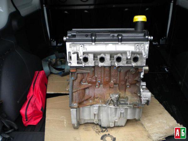 двигатель в сборе для Renault Kangoo, Scenic, Megane - купить на Автобазаре - фото 16