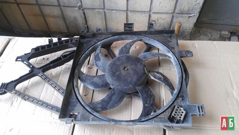 вентилятор радиатора для Opel Insignia - купить на Автобазаре - фото 7