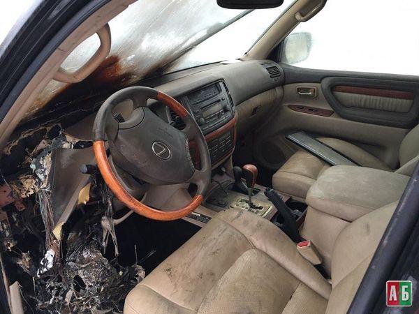 Система безопасности для Lexus LX - купить на Автобазаре - фото 10
