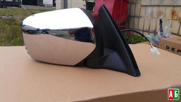 крыло заднее для Mitsubishi l 200 - купить на Автобазаре - фото 18