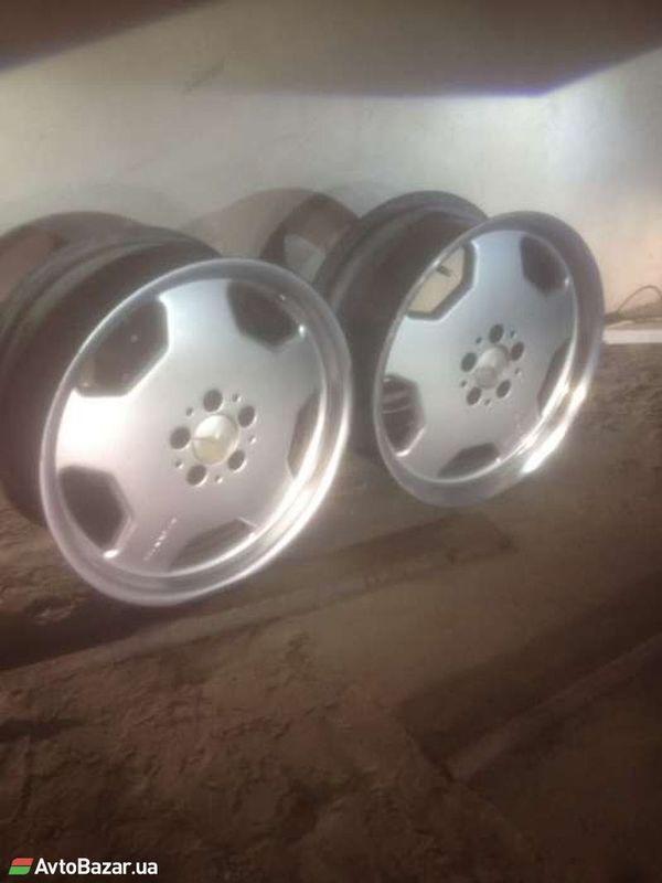 диск для Mercedes-Benz - купить на Автобазаре - фото 1