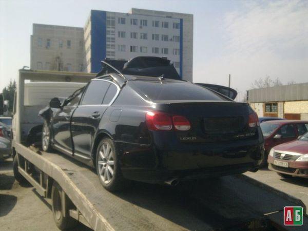 Салон для Lexus GS - купить на Автобазаре - фото 2
