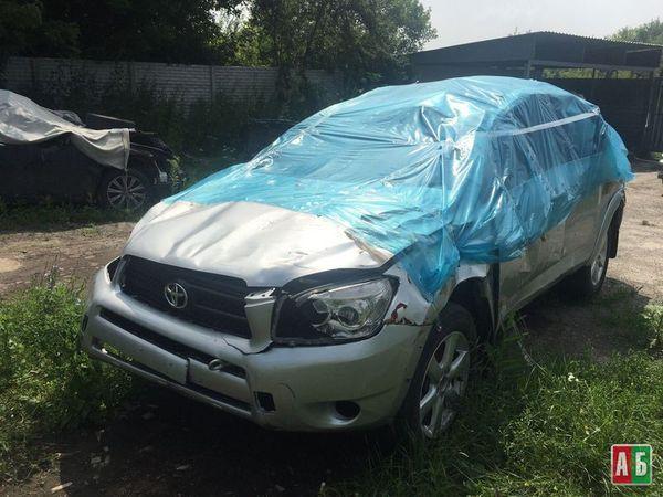 Система безопасности для Toyota RAV4 - купить на Автобазаре - фото 2