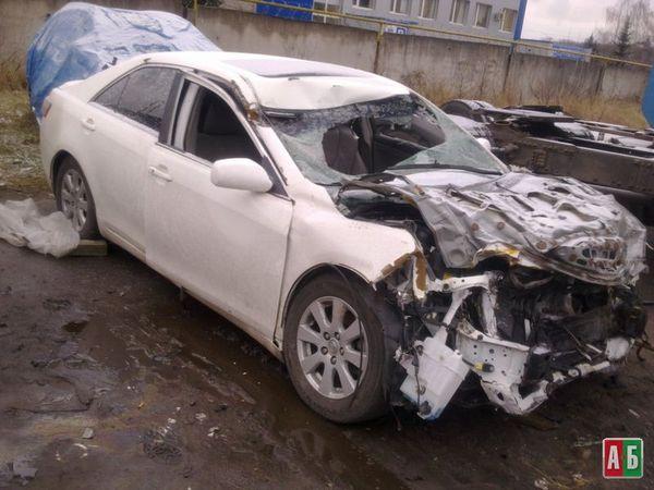 Ходовая для Toyota Camry - купить на Автобазаре - фото 13