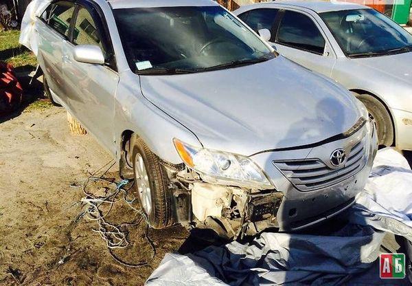 Ходовая для Toyota Camry - купить на Автобазаре - фото 4