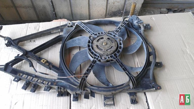 вентилятор радиатора для Opel Insignia - купить на Автобазаре - фото 8