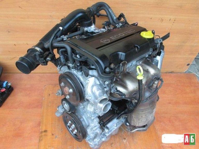 двигатель в сборе для Opel astra j - купить на Автобазаре - фото 15