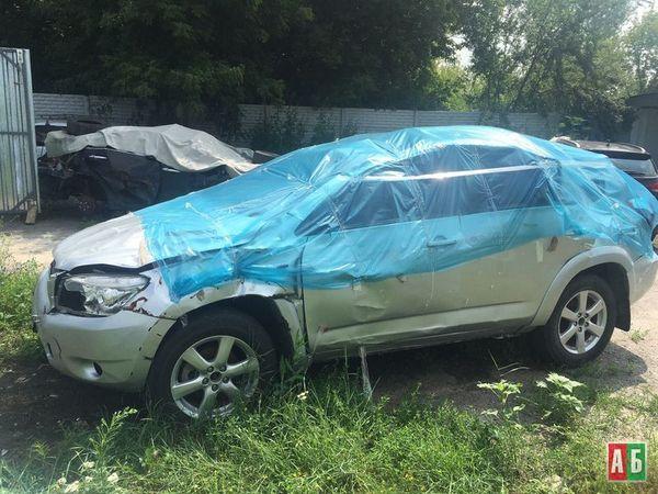 Система безопасности для Toyota RAV4 - купить на Автобазаре - фото 4