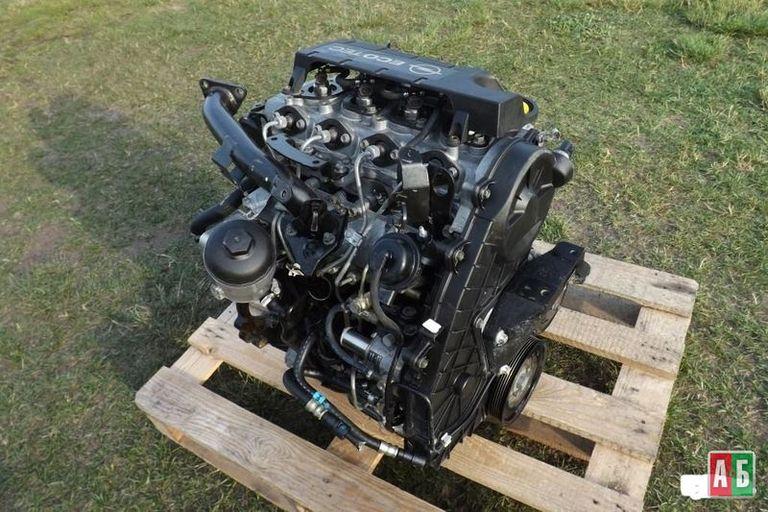 двигатель в сборе для Opel astra j - купить на Автобазаре - фото 4