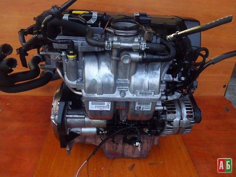 двигатель в сборе для Opel astra j - купить на Автобазаре - фото 20