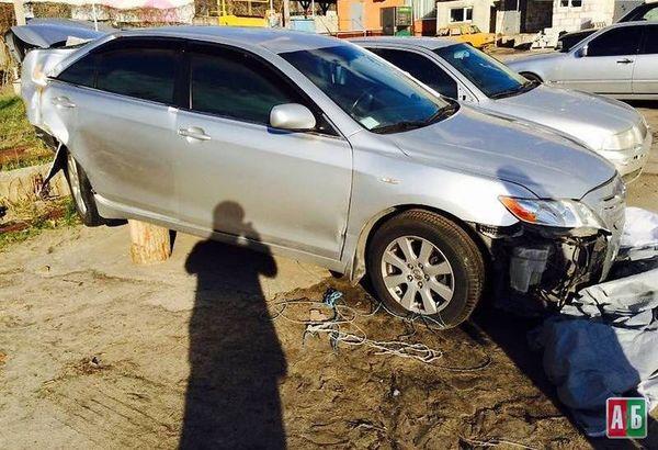 Ходовая для Toyota Camry - купить на Автобазаре - фото 1