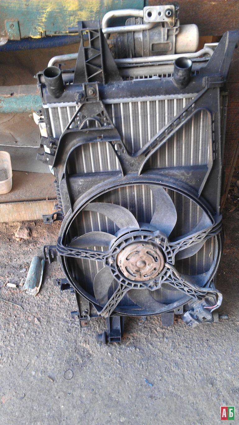 вентилятор радиатора для Opel Insignia - купить на Автобазаре - фото 3