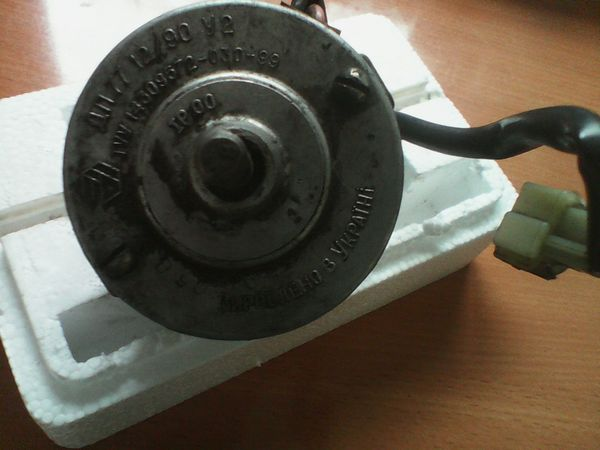 двигатели печки для ЗАЗ 1103 славута, 1102 таврия - купить на Автобазаре - фото 2