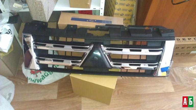 брызговики и подкрылки для Mitsubishi l 200 - купить на Автобазаре - фото 7