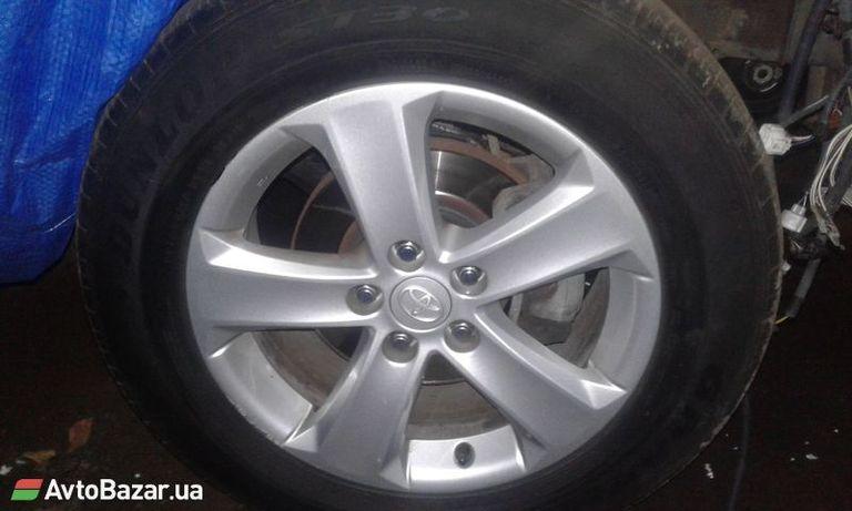 диск для Toyota RAV4 - купить на Автобазаре - фото 3