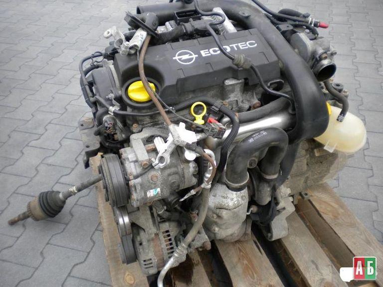 двигатель в сборе для Opel astra j - купить на Автобазаре - фото 1