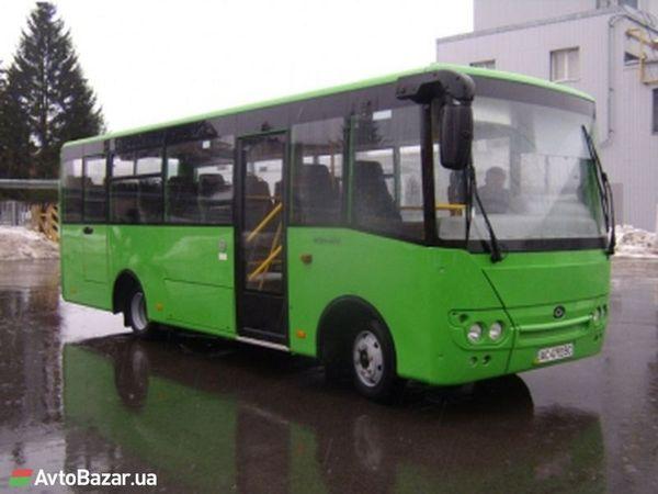 Купить автобус в Киевской области - купить на Автобазаре