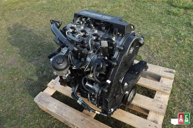 двигатель в сборе для Opel astra j - купить на Автобазаре - фото 3