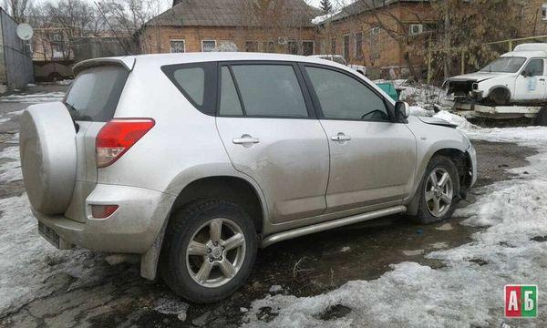 Система безопасности для Toyota RAV4 - купить на Автобазаре - фото 14