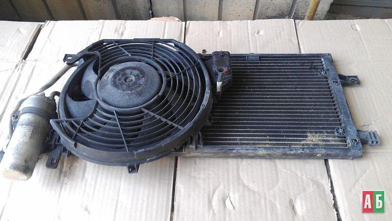 вентилятор радиатора для Opel Insignia - купить на Автобазаре - фото 2