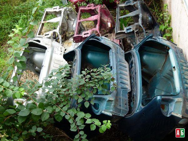 четверть автомобиля для Daewoo Nexia, Sens, Lanos - купить на Автобазаре - фото 13