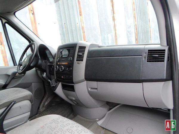 торпедо/накладка для Volkswagen Crafter - купить на Автобазаре - фото 2