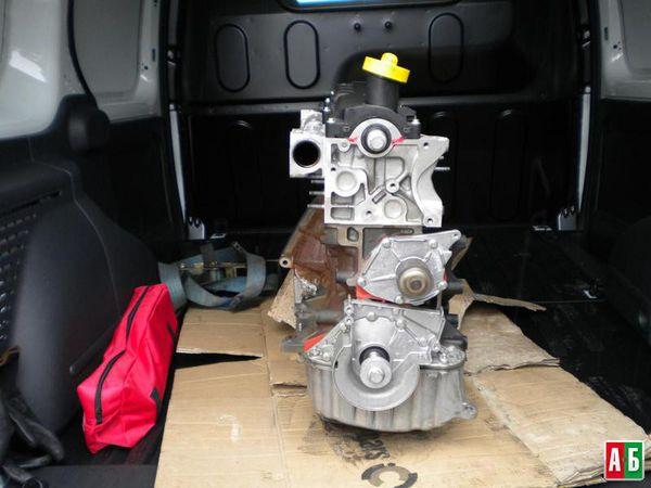 двигатель в сборе для Renault Kangoo, Scenic, Megane - купить на Автобазаре - фото 18
