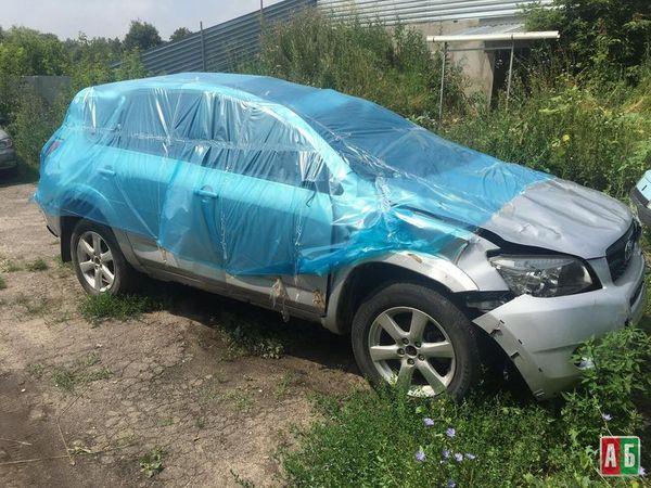 Система безопасности для Toyota RAV4 - купить на Автобазаре - фото 6