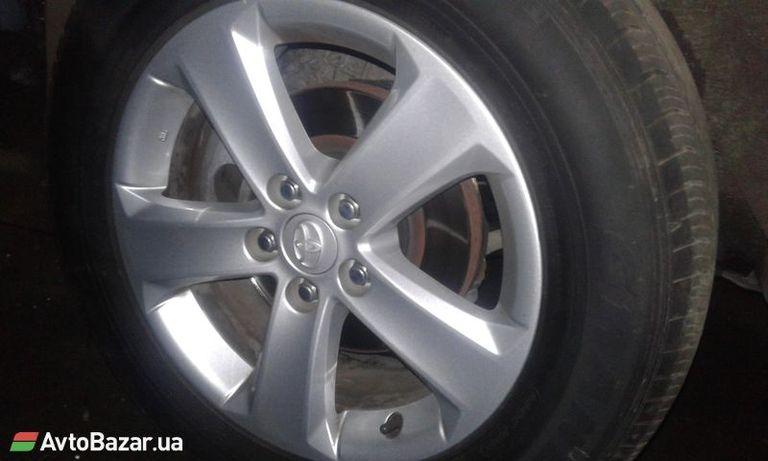 диск для Toyota RAV4 - купить на Автобазаре - фото 2
