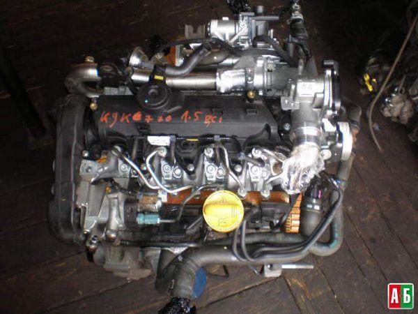 двигатель в сборе для Renault Kangoo, Scenic, Megane - купить на Автобазаре - фото 19
