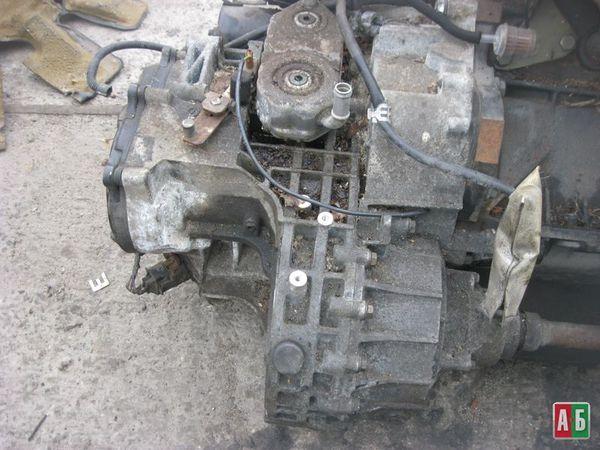 КПП для Volkswagen T4 (transporter) - купить на Автобазаре - фото 1