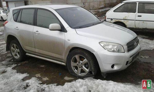Система безопасности для Toyota RAV4 - купить на Автобазаре - фото 13
