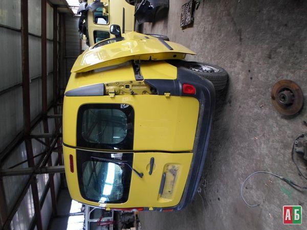 накладка решетки радиатора для Renault Kangoo - купить на Автобазаре - фото 3