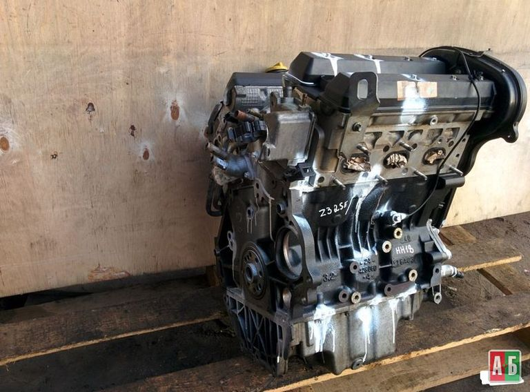 двигатель в сборе для Opel vectra c - купить на Автобазаре - фото 6