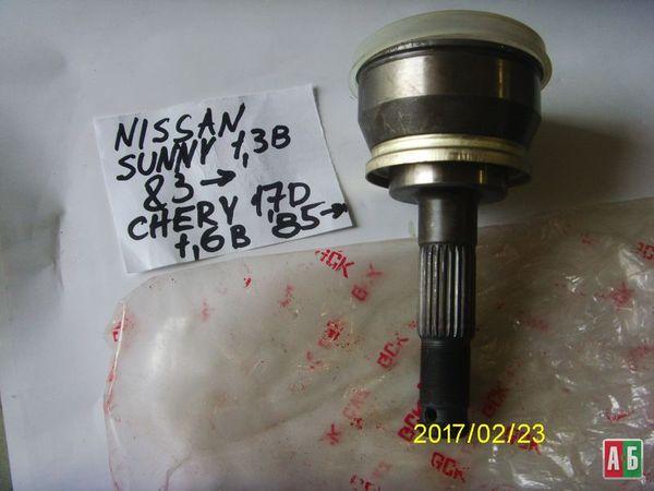 ШРУС для Nissan Cherry - купить на Автобазаре - фото 3