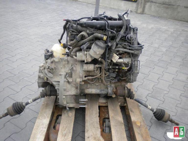 двигатель в сборе для Opel vectra c - купить на Автобазаре - фото 1