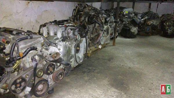 двигатель в сборе для Nissan Gloria - купить на Автобазаре - фото 3