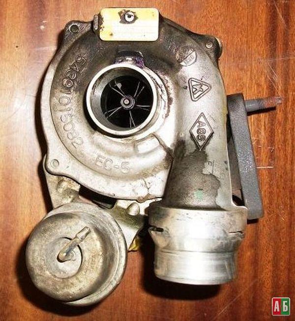 турбина для Renault Kangoo - купить на Автобазаре - фото 1