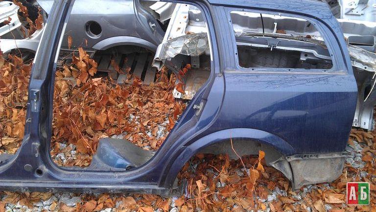 крыло заднее для Opel vectra c - купить на Автобазаре - фото 6